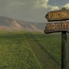 sign direction PROBLEMS-SOLUTIONS made in 3d software