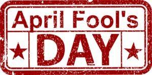 Happy April 1st!