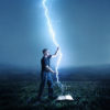 Holding lightning into the Bible