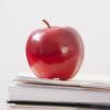 Apple on paperwork